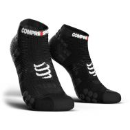 CALCETINES COMPRESSPORT PRORACING SOCKS V3.0 (PRS V3) RUN LOW - NEGRO