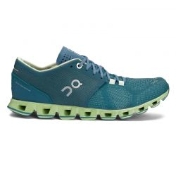 On running - zapatillas on running cloud x mujer 38 4625 - storm/willow