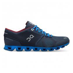 On running - zapatillas on running cloud x 44 4753 - midnight/cobalt