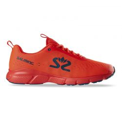Salming - zapatillas salming enroute 3 42 2/3 4818 - orange/blue