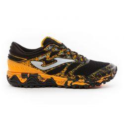 Joma - zapatillas joma tk. sierra men 40.5 4462 - negro/amarillo