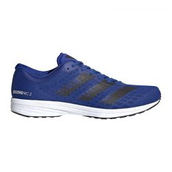Adidas - zapatillas adidas adizero rc 2.0 40 2/3 5101 - team royal blue/core black/ftwr white