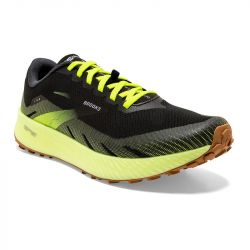 Brooks - zapatillas brooks catamount 42 4909 - black/nightlife
