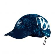 BUFF PACK RUN CAP HELIX OCEAN - AZUL.