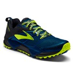 ZAPATILLAS BROOKS CASCADIA 12 - azul